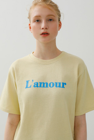 A LAMOUR T [3 colors]