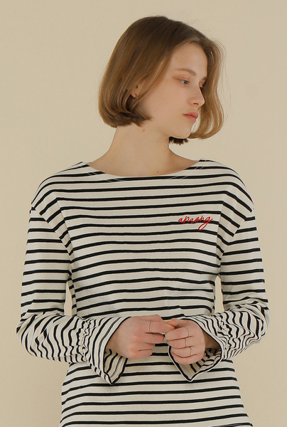 A STRIPE AMONG TS_IVORY