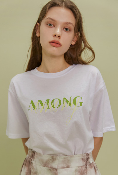A AMONG LOGO TS_WHITE
